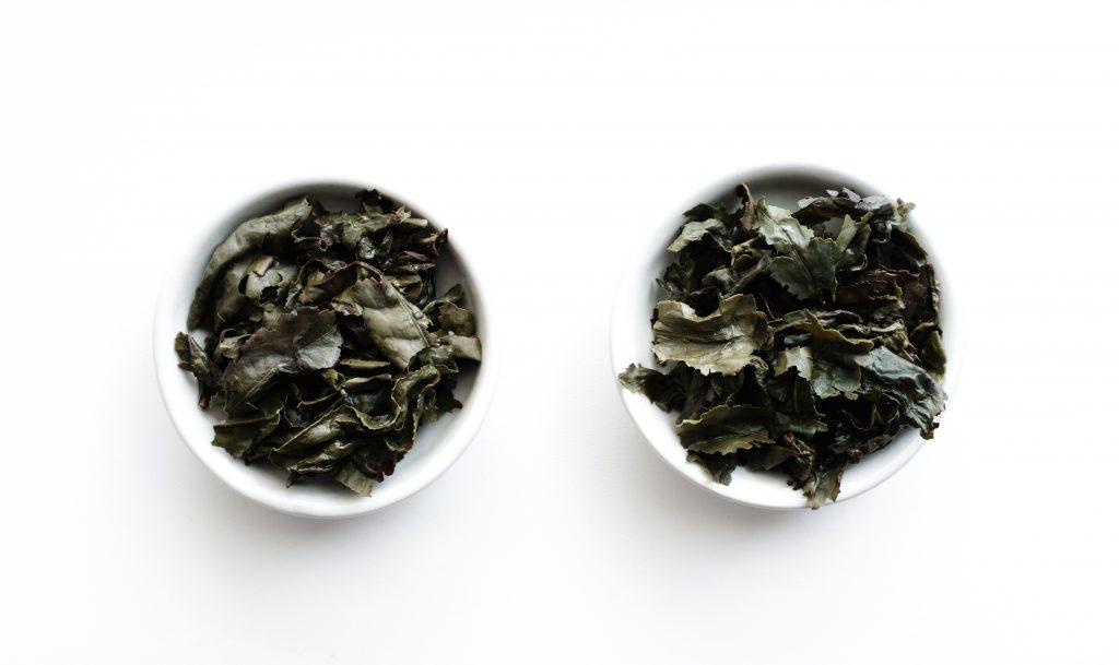 Tie Guan Yin traditioneel en modern, het verschil